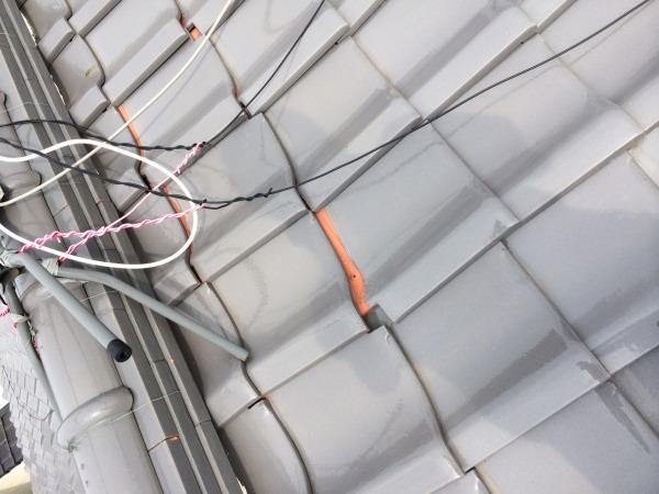 左京区田中 屋根改修工事