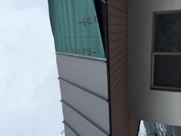 岩倉S邸 屋根改修工事