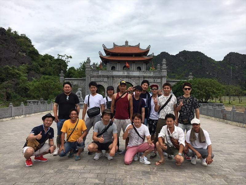 社員旅行(H29.7.1-ベトナム)